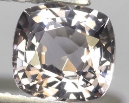 1.10 CTS WONDERFUL MASTER GRADE LUSTROUS CUSHION~RARE COLOR SPINEL!!