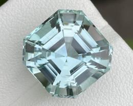 17.92 CT Spodumene Gemstones sea foum color with fine Cutting