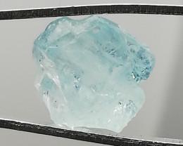 Aquamarine, 3.93ct, very nice colour, good luster!!