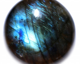 37.15 CTS  LABRADORITE STONE   -WELL POLISHED [STS2087]