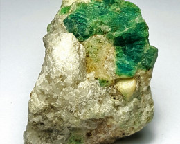 Amazing Natural Emerald color  Sodalite Specimen 273 Cts-Afghanistan