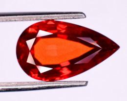 4.67 Carats Untreated Africa Umba Corundum Sapphire Gemstone