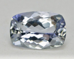 Brilliant Color 1.60 Ct Natural Tanzanite