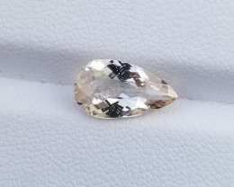 A Beautiful Topaz Faceted Gem 2.40 CTS