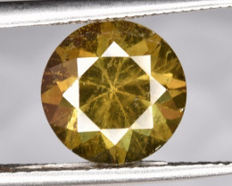 3.34 CTS Rare Demantoid Garnet Gem