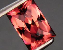 Tourmaline 1.70 ct Custom Cut Tourmaline Gemstone
