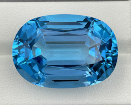 76.33 CT Topaz Gemstones Top luster with fine Cutting