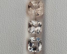 2.80CT Beautiful Cut Topaz Lot Gemstone~ Skardu