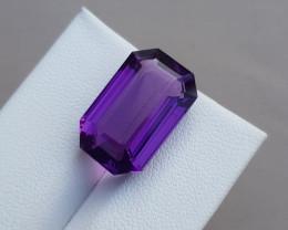 11.35 CTs Natural Amethyst Gemstones◇Brazil-SK07