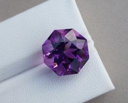 8.85 CTs Natural Amethyst Gemstones◇Brazil-SK09