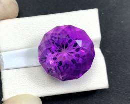 Amethyst, 34.05 Cts Natural Top Color & Cut Amethyst Gemstones