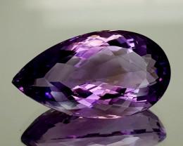 23.95Crt Natural Amethyst Natural Gemstones JI123