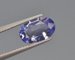 Natural Tanzanite 2.22 Cts, Top Quality Gemstones.