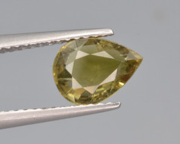 Natural Tourmaline 1.17 Cts from Africa