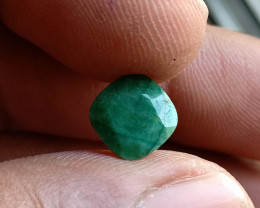 Natural Emerald Genuine Gemstone VA3148