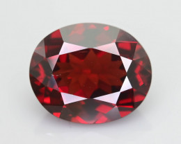 AAA Grade 4.89 ct Red Rhodolite Garnet SKU-45
