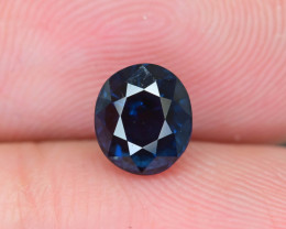 Royal Blue Spinel 1.15 ct Untreated Tanzanian Mined Sku.15