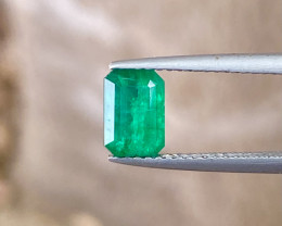 Natural Colombian Emerald 1.40 Cts Good Quality Gemstone