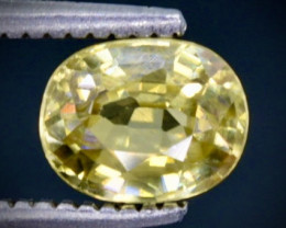 1.15 Crt Zircon Faceted Gemstone (Rk-51)