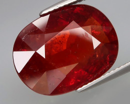 13.24  ct. 100% Natural Earth Mined Orange Spessartite Garnet Africa