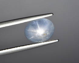 Natural Star Sapphire 3.28 Cts from Burma