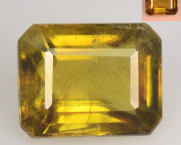 *No Reserve* Sphene 2.39 Cts Color Change Natural Sphene
