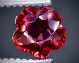 0.80 Crt Grape Garnet Faceted Gemstone (Rk-52)