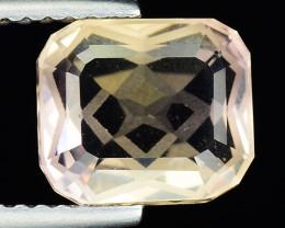 2.40 Cts Bolivian Ametrine Stunning Luster & Cut Gemstone  AF7