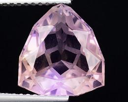 4.37 Cts Bolivian Ametrine Stunning Luster & Cut Gemstone  AF24
