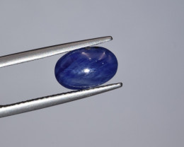 Natural Blue Sapphire 3.78 Cts Cabochon from Burma