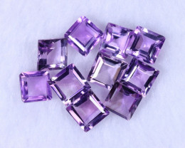 23.66cts Natural Purple Amethyst Lots / MA1188