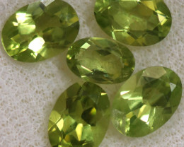 3.86 CTS PERIDOT  GEMS PARCEL [STS2137]