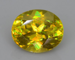 Rare AAA Fire 1.44 ct Sphene Sku-71