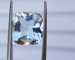 5.85 CT Beautiful  Aquamarine  Gemstone ~ Africa