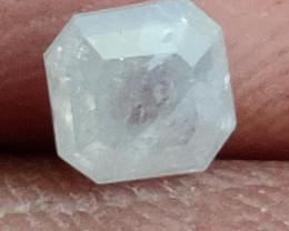 Natural ice white diamond 0.50ctw size 1pcs