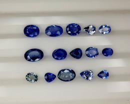 4.56CT BLUE SAPPHIRE AUSTRALIA  BEST QUALITY GEMSTONE IIGC25