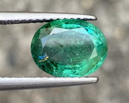 Natural Emerald 2.40 Cts Superb Quality from Zambia