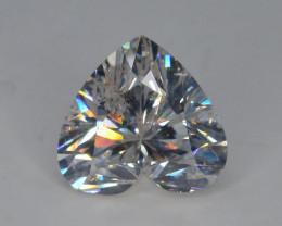 Top Color 1.05 ct Brilliant Cut Whie Diamond