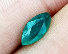 0.71Crt Rare Grandidierite Natural Gemstones JI126