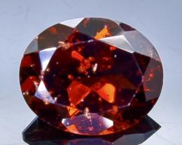 3.98 Crt Natural Rhodolite Garnet Faceted Gemstone.( AB 79)