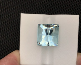 11.20  Carats Natural Aquamarine Gemstones