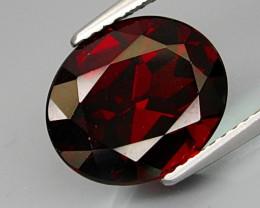 5.51 ct. Natural Earth Mined Rhodolite Garnet Africa - IGE Certified