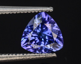 AAA Grade 1.20 ct Tanzanite eye catching Color~GA