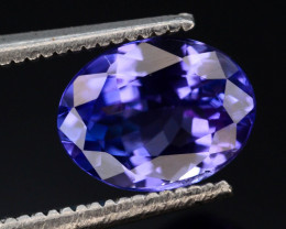 AAA Grade 1.70 ct Tanzanite eye catching Color~GA