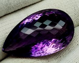67.95Ct Natural Amethyst Gemstones IGCam02