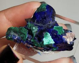 Azurite Malachite FROM MOROCCO