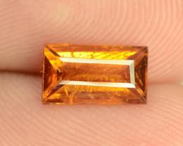 Top Color 1.55 ct Natural Hessonite Garnet~K