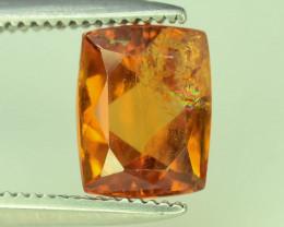 Top Color 1.50 ct Natural Hessonite Garnet~K