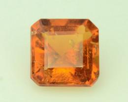 Top Color 1.30 ct Natural Hessonite Garnet~K