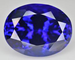AAA Grade 34.80 ct Tanzanite eye catching Color